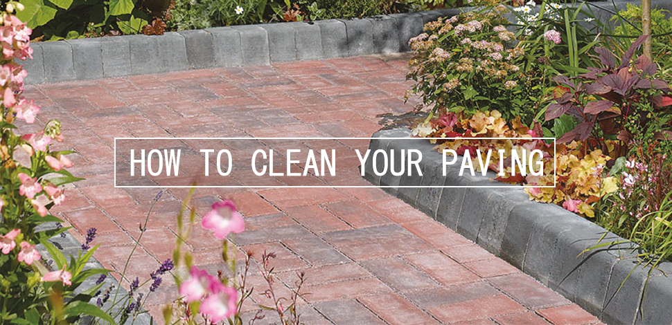 How To Clean Your Paving