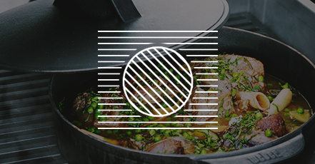 GBS Cooking Grate