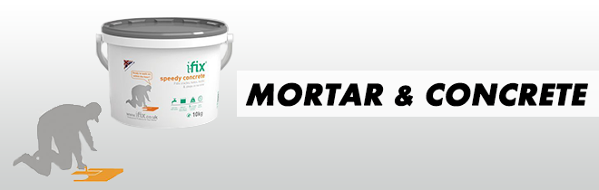 Mortar & Concrete