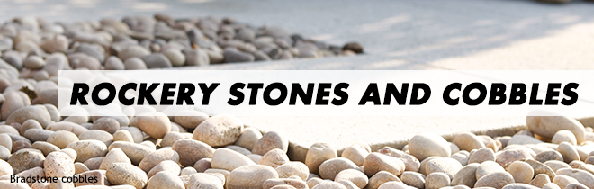 Rockery Stones & Cobbles