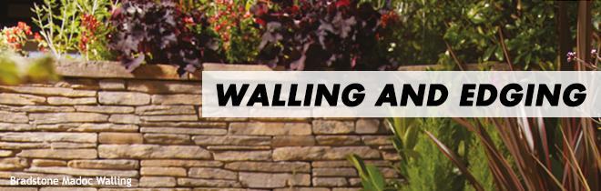 Walling & Edging