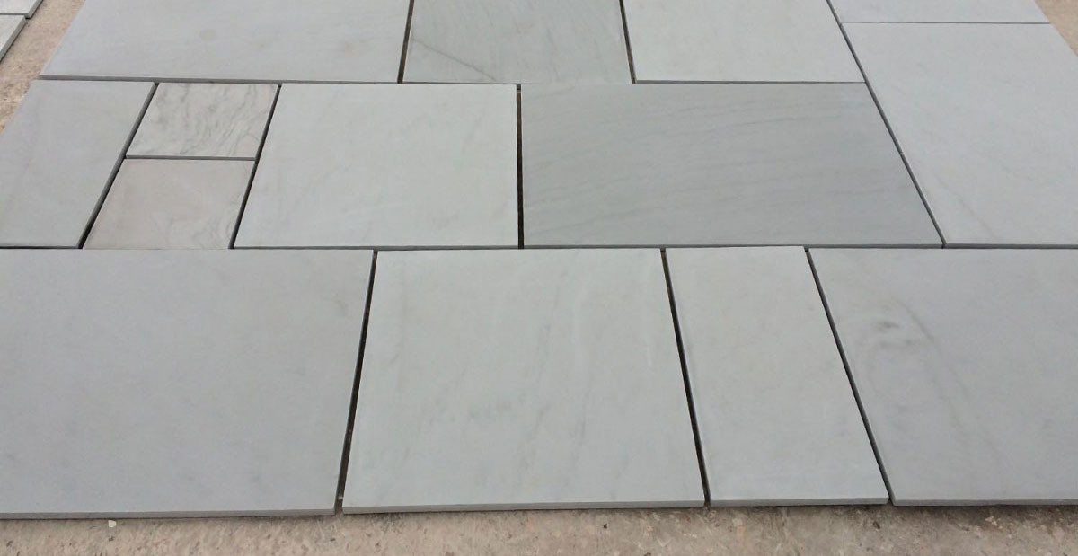 Ethan Mason 15 3m2 Silver Grey Smooth Sandstone Project Pack