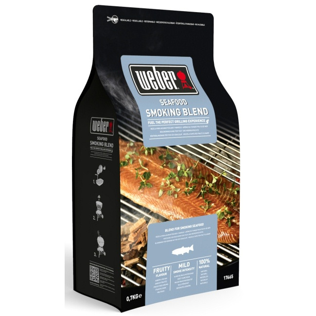 Weber Seafood Wood Chips 17665