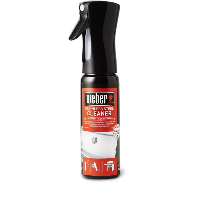 Weber Stainless Steel Cleaner 17682