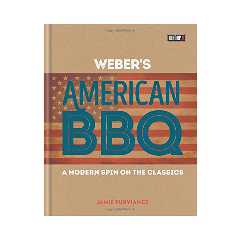 Weber's American BBQ Cookbook