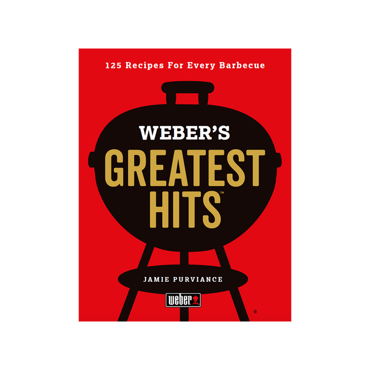 Weber's Greatest Hits Cookbook 17732