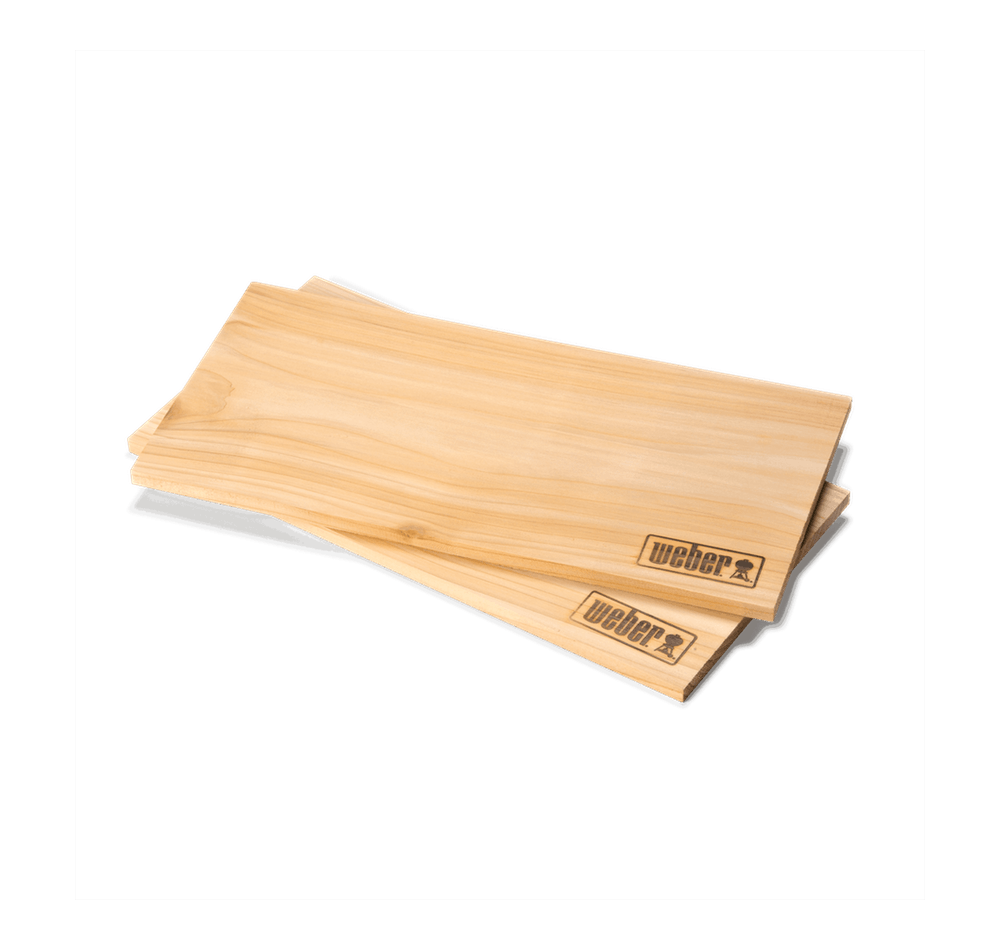 Weber Western Red Cedar Wood Planks - Large