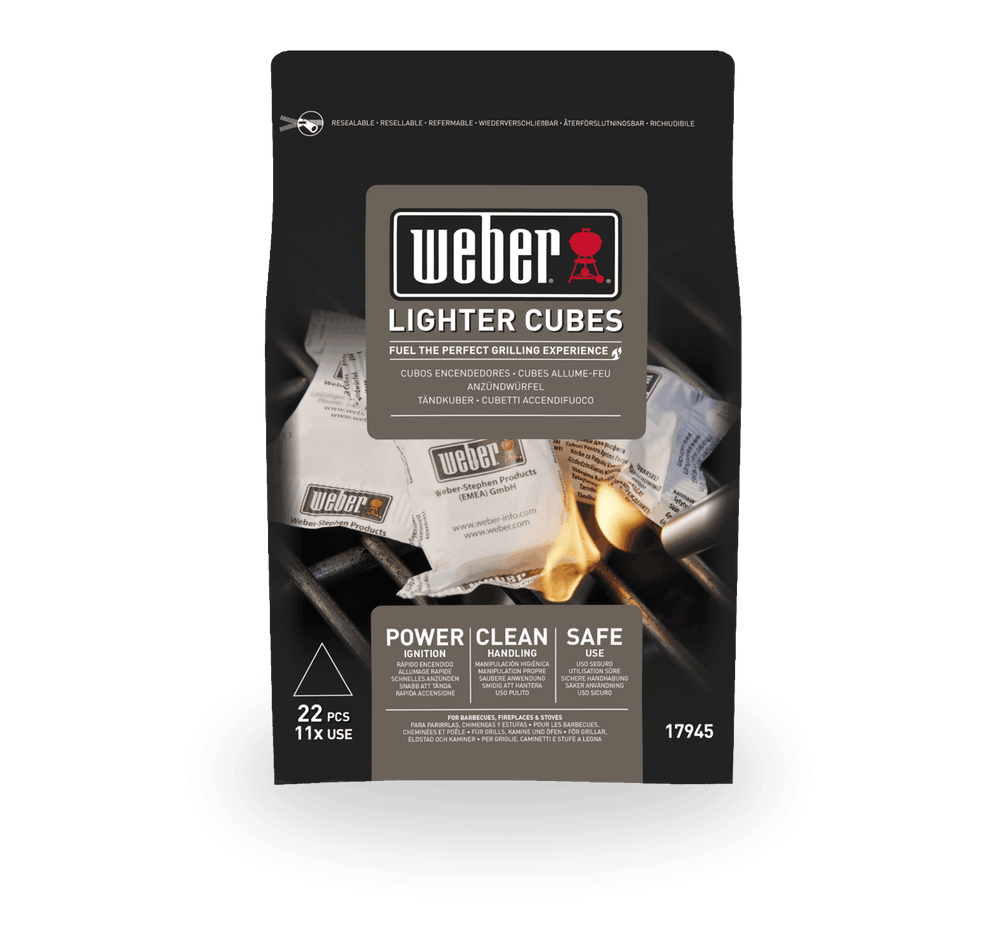 Weber Lighting Cubes 17945