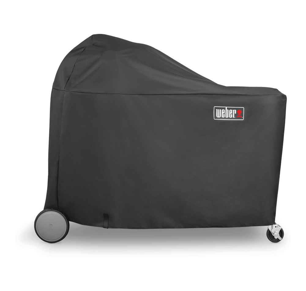 Weber Premium BBQ Cover - Premium Grill Cover, Fits Summit®™ Charcoal Grilling Center