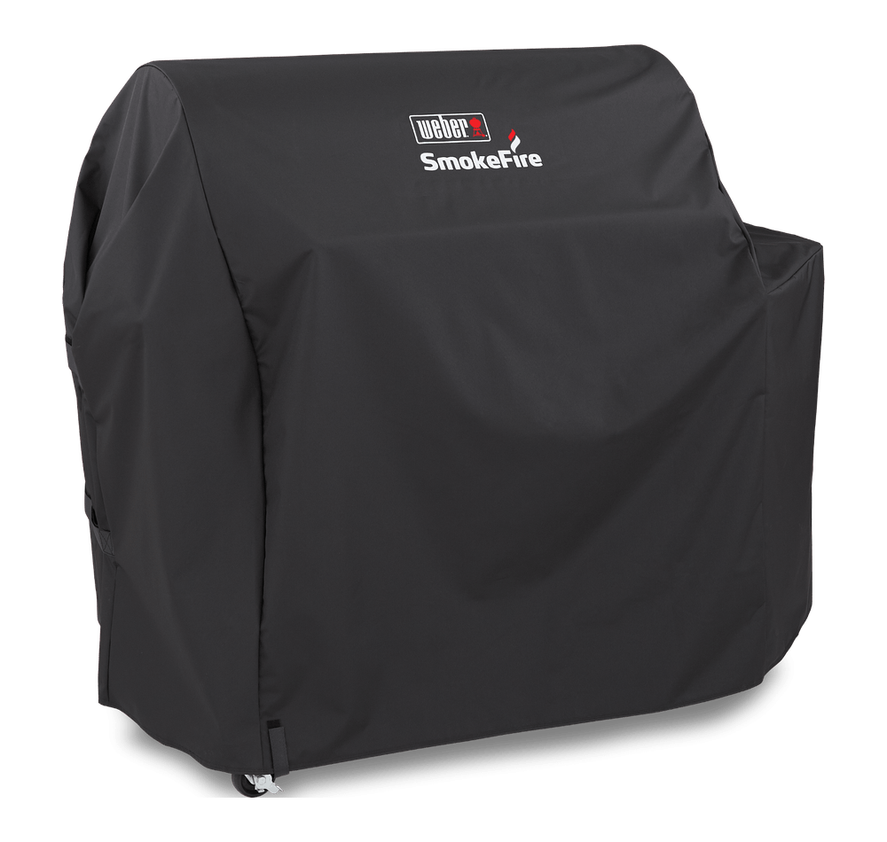 Weber Premium BBQ Cover - Fits SmokeFire EX6 Wood Fired Pellet Grill