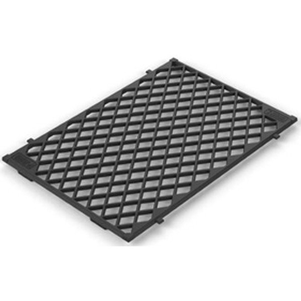 Weber Sear Grate - Cast Iron, fits Genesis II 4 and 6 burner 7651