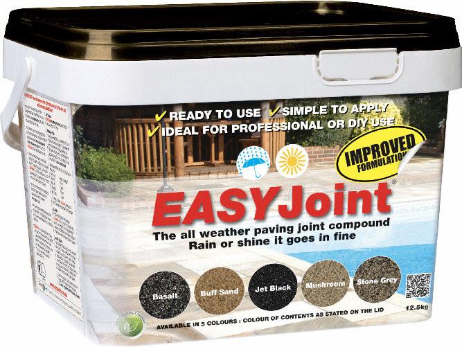 Easyjoint Paving Joint Compound 12.5KG Basalt