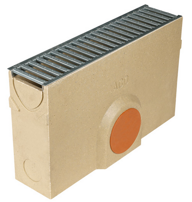 Aco Raindrain Sump Unit And Grate