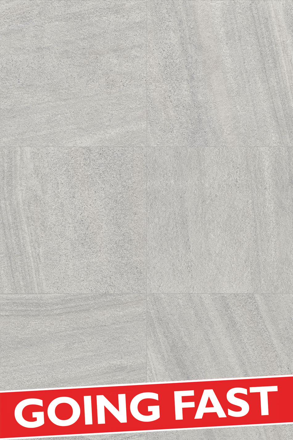 Pamesa Anglia 750mm x 750mm x 20mm Grey Porcelain Paving Slab