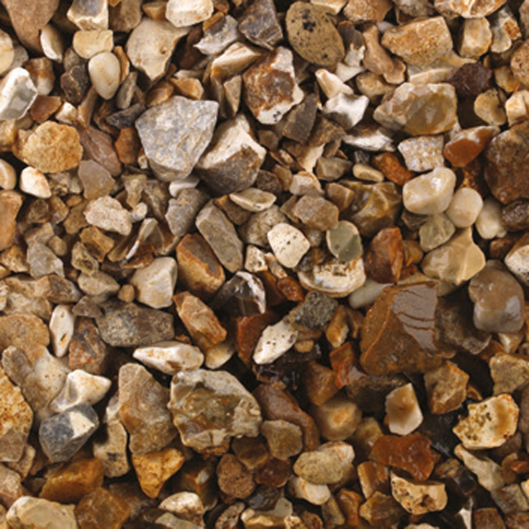 Bulk Decorative Stones : Tippers harvest gold bulk bag mm
