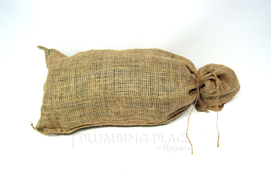 "Tippers Hessian Sand Bag 13"" x 30"""