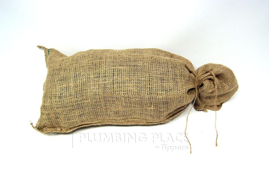 "Tippers Hessian Sand Bag 13"" x 30"""