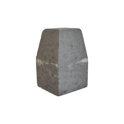 Eaton Large Charcoal External Angle Corner Kerb EABPKLECCC