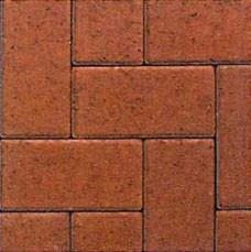 Eaton Type R Standard Marigold 60mm Block Paving EABPMG
