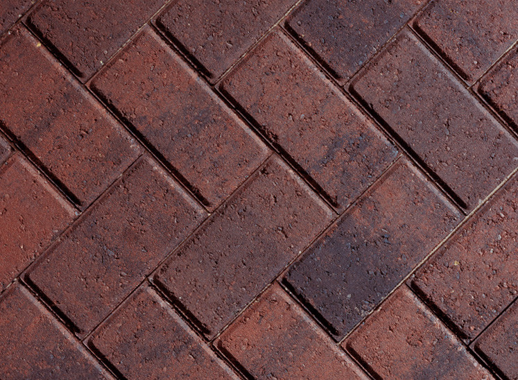 Plaspave 50 Brindle 200x100x50mm Block Paving
