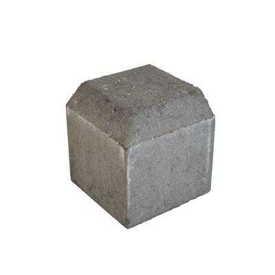 Eaton Small Charcoal External Corner Kerb EABPKSECCC
