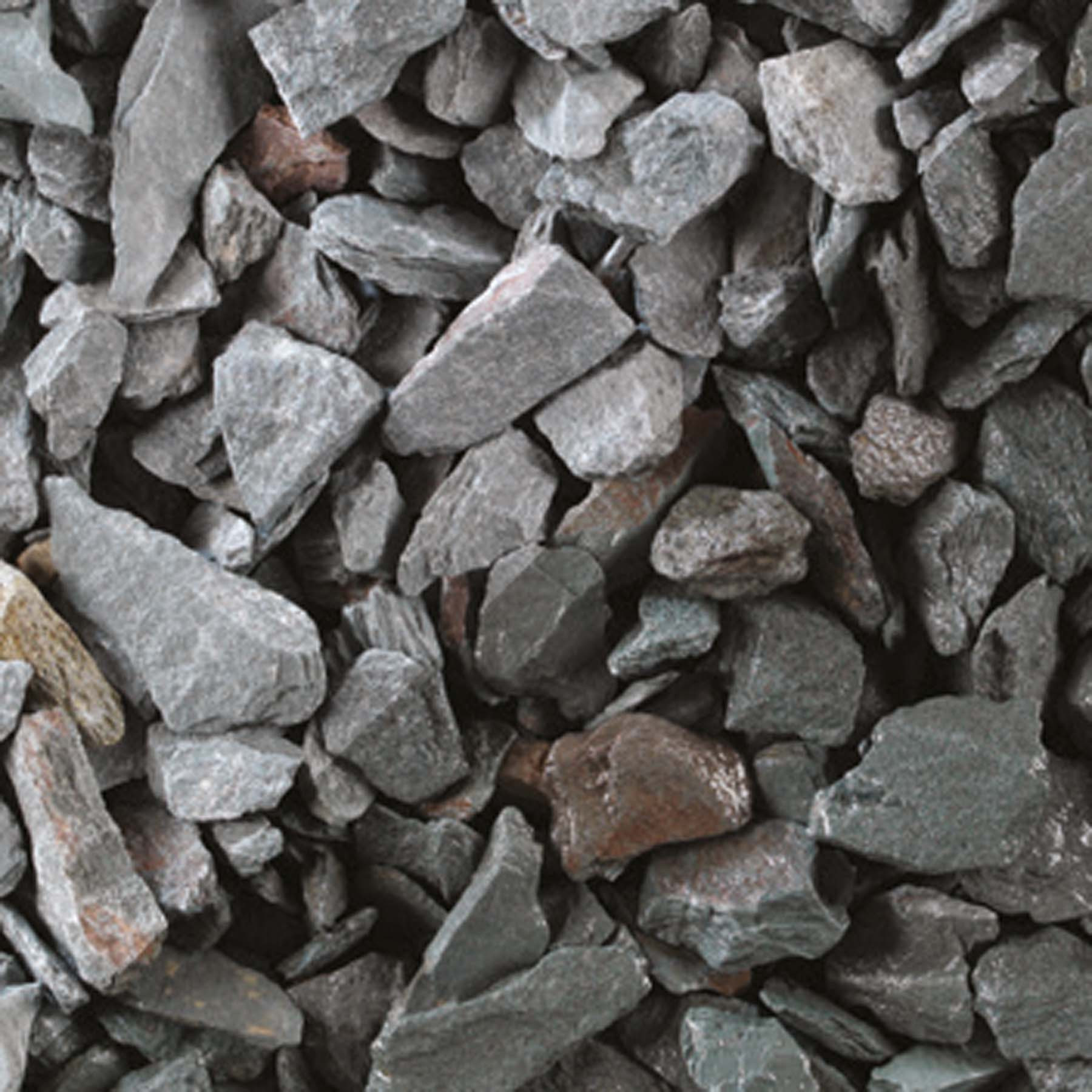 Tippers Swithland Green Slate 20mm Decorative Stones Mini Bag