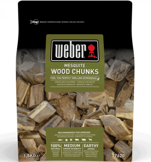 weber mesquite smoking wood chunks