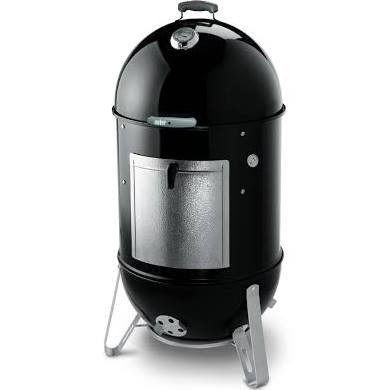 Weber Smokey Mountain 47cm BBQ Smoker (with Cover) 721004