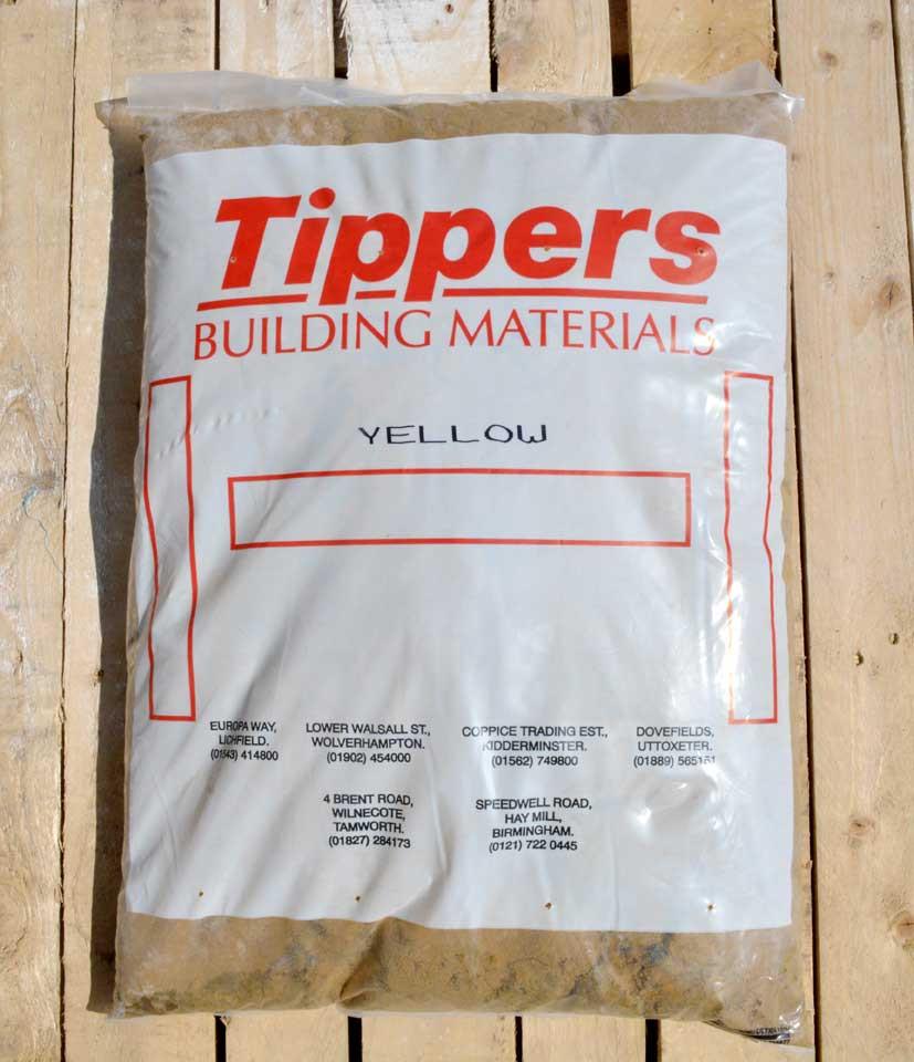 Tippers Mercaston Building Sand Mini Bag