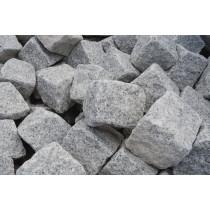 Tippers 100x100x100mm Grey Stone Sett