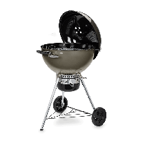 Weber Master-Touch C-5750 GBS 57cm Charcoal Kettle BBQ Smoke Grey 14710004