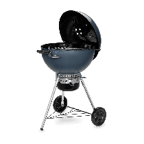 Weber Master-Touch SE E-5750 GBS 57cm Charcoal Kettle BBQ Slate Blue 14713004