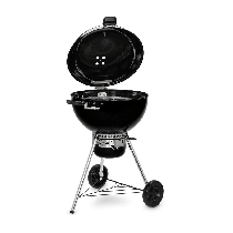 Weber Master-Touch Premium E-5770 GBS 57cm Charcoal Kettle BBQ Black 17301004