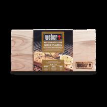 Weber Western Red Cedar Wood Planks Small 17522