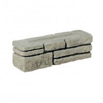 Bradstone Old Town 450x145x130 Grey-green Full Block Walling Pack