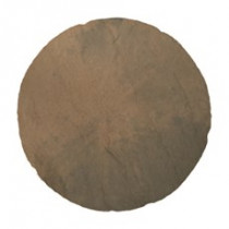Bradstone Round Brown Blend Stepping Stone Pack