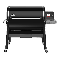 Weber SmokeFire EX6 GBS Wood Fired Pellet Grill 23511074 - New 2021 model