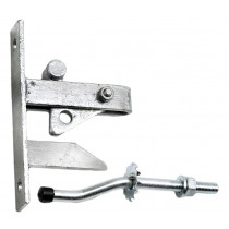 Eliza Tinsley 4221822 Galvanised Self Locking Field Gate Catch