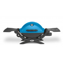 Weber Q1200 Blue Portable Gas Barbecue 51080074