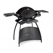 Weber Q2200 with Stand Black Gas BBQ 54010374