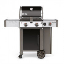 Weber Genesis II LX E-240 GBS Black Gas Barbecue 60014174