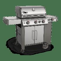 Weber Genesis II SP-335 GBS Stainless Steel Gas BBQ 61006174 - NEW 2019 MODEL