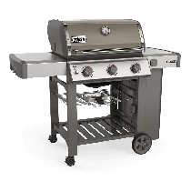 Weber Genesis II E-310 GBS Smoke Grey Gas BBQ 61051174 - NEW 2019 MODEL
