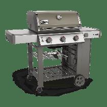 Weber Genesis II E-310 GBS Smoke Grey Gas BBQ 61051174