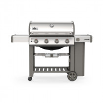 Weber Genesis II S-410 GBS Stainless Steel Gas BBQ 62001174