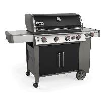 Weber Genesis II EP-435 GBS Black Gas BBQ 62016174 - NEW 2019 MODEL