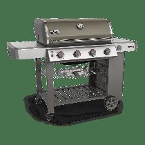 Weber Genesis II E-410 GBS Smoke Grey Gas BBQ 62051174
