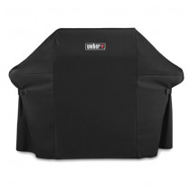 Weber Premium Barbecue Cover - Fits Genesis II 3 Burner and 300 series