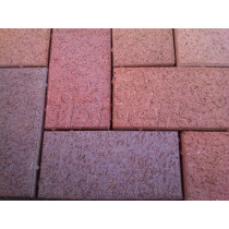 Blockleys 210mm x 105mm x 65mm Hadley Red Mixture