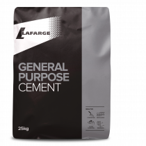 Lafarge General Purpose 32.5R Paper Cement 25kg Bag